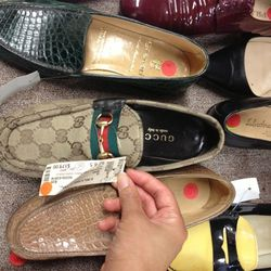 Gucci loafers, $33