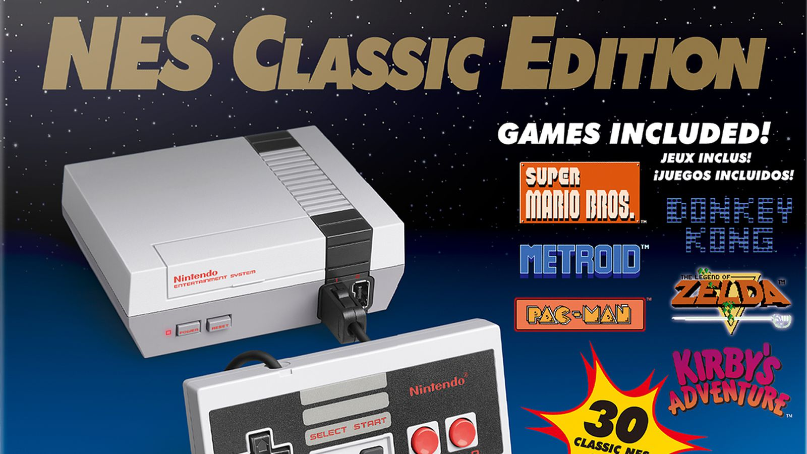 how to get more games on nes classic