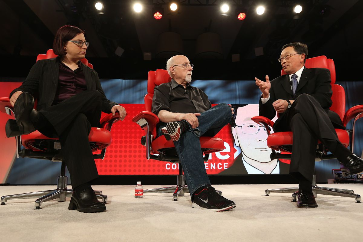 BlackBerry CEO John Chen: We're Going Back to Our Enterprise Roots