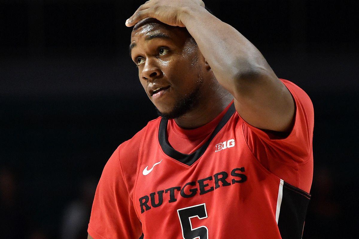 NCAA Basketball: Rutgers at Miami