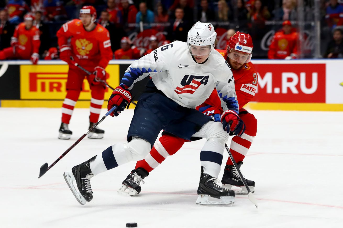 SBNation NHL First Round Mock Draft: Daily Updates