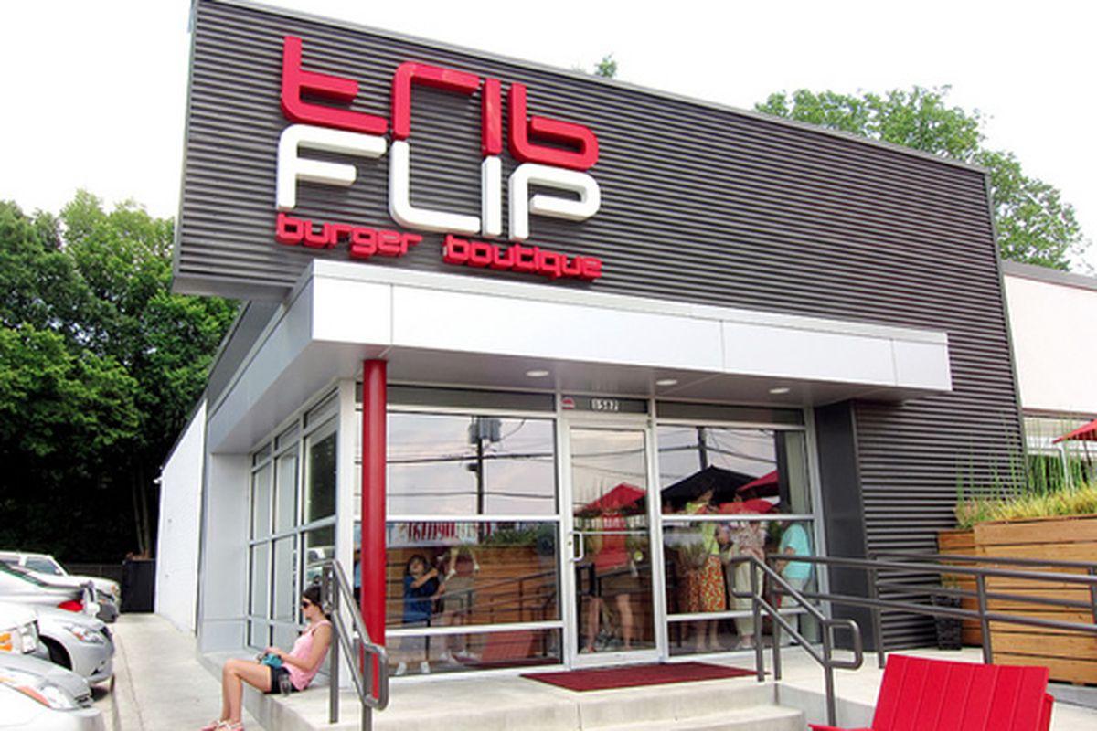 Flip Burger, Atlanta, Georgia