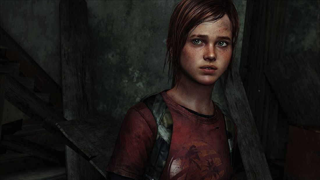 The Last of Us (E3 2012 gallery)