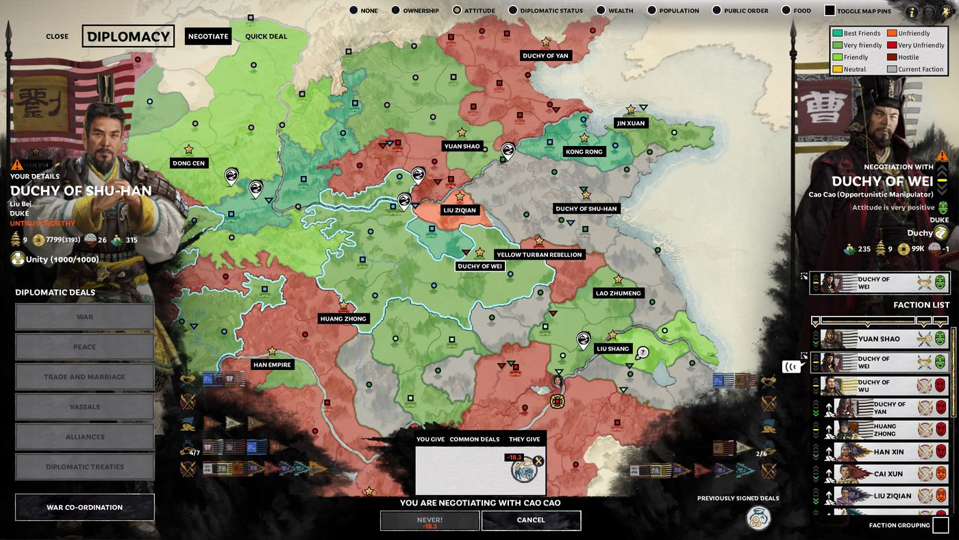 Total War: Three Kingdoms review - a strategy masterpiece