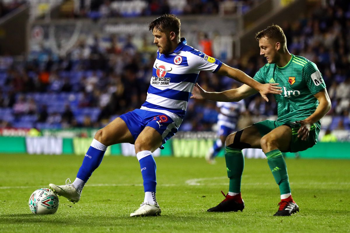 Reading v Watford - Carabao Cup Second Round