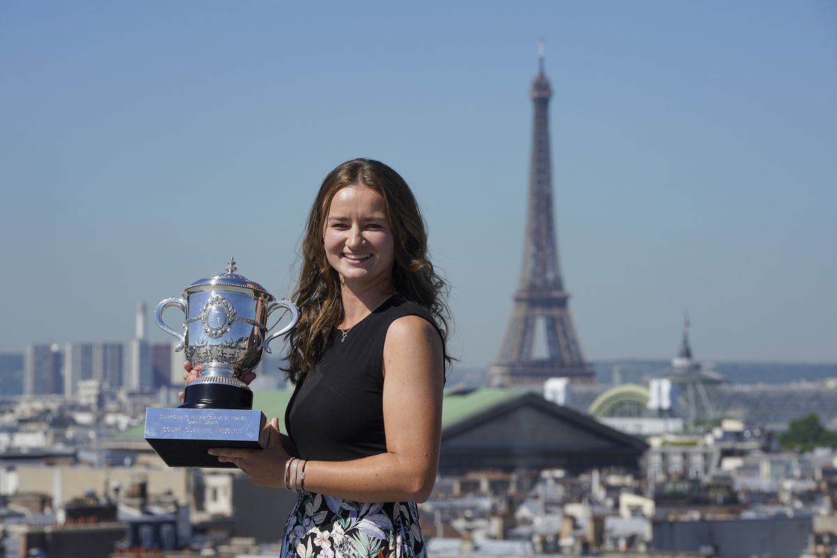 French Open Winners Photocall