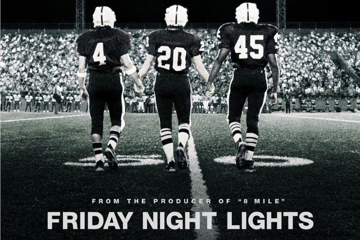 8fe8ee99cad Game Film, No. 5: Friday Night Lights - Niners Nation