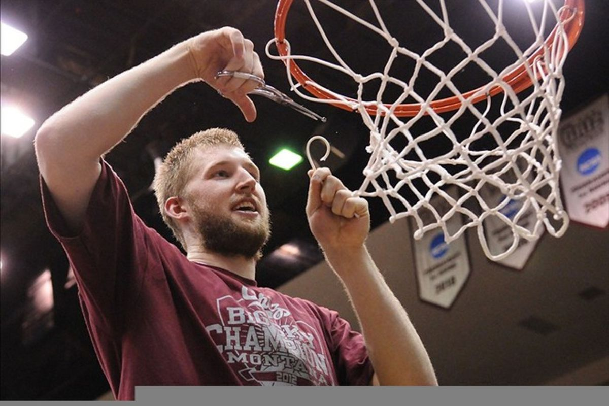Don't expect to see Montana players cutting down any more nets this year.