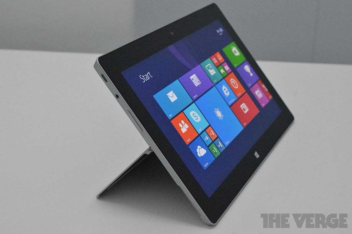 Gallery Photo: Surface 2 hands-on photos