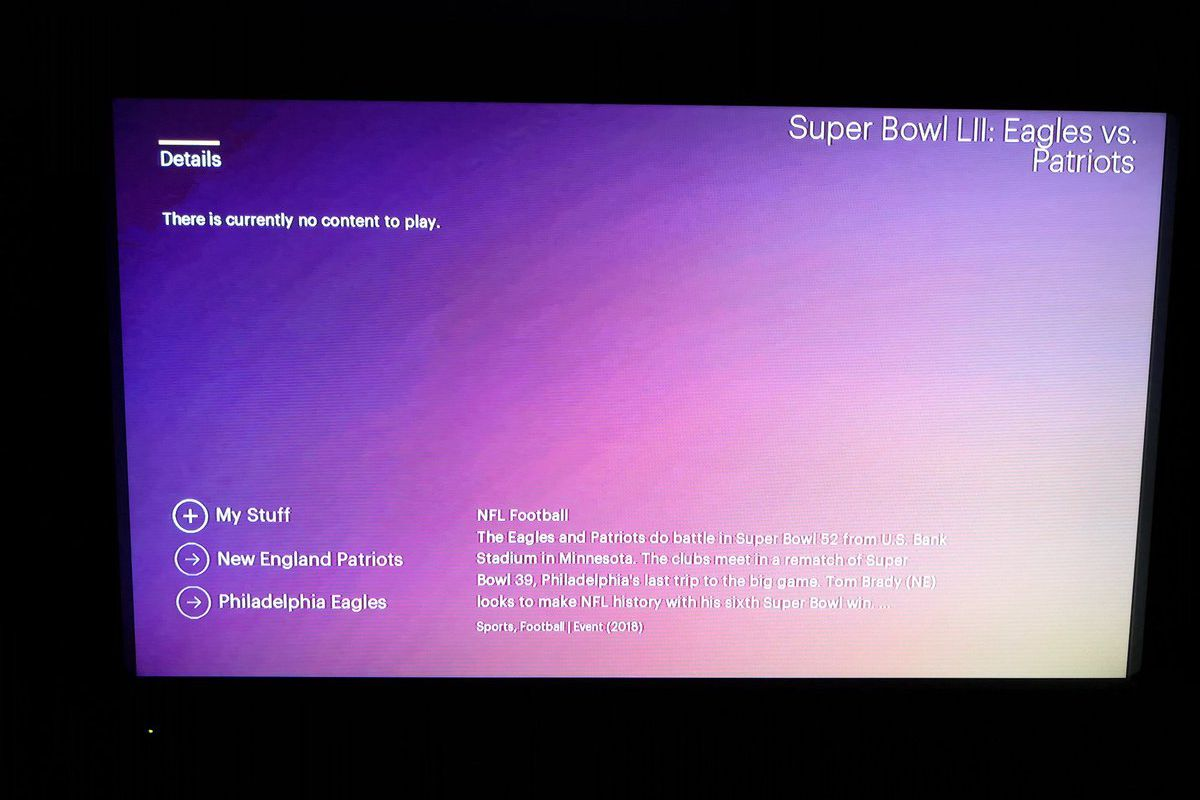 Hulu's Super Bowl stream fails during final moments of game