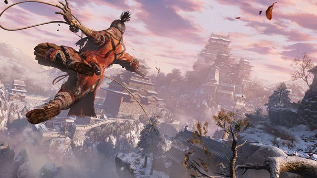 <em>Sekiro: Shadows Die Twice</em>