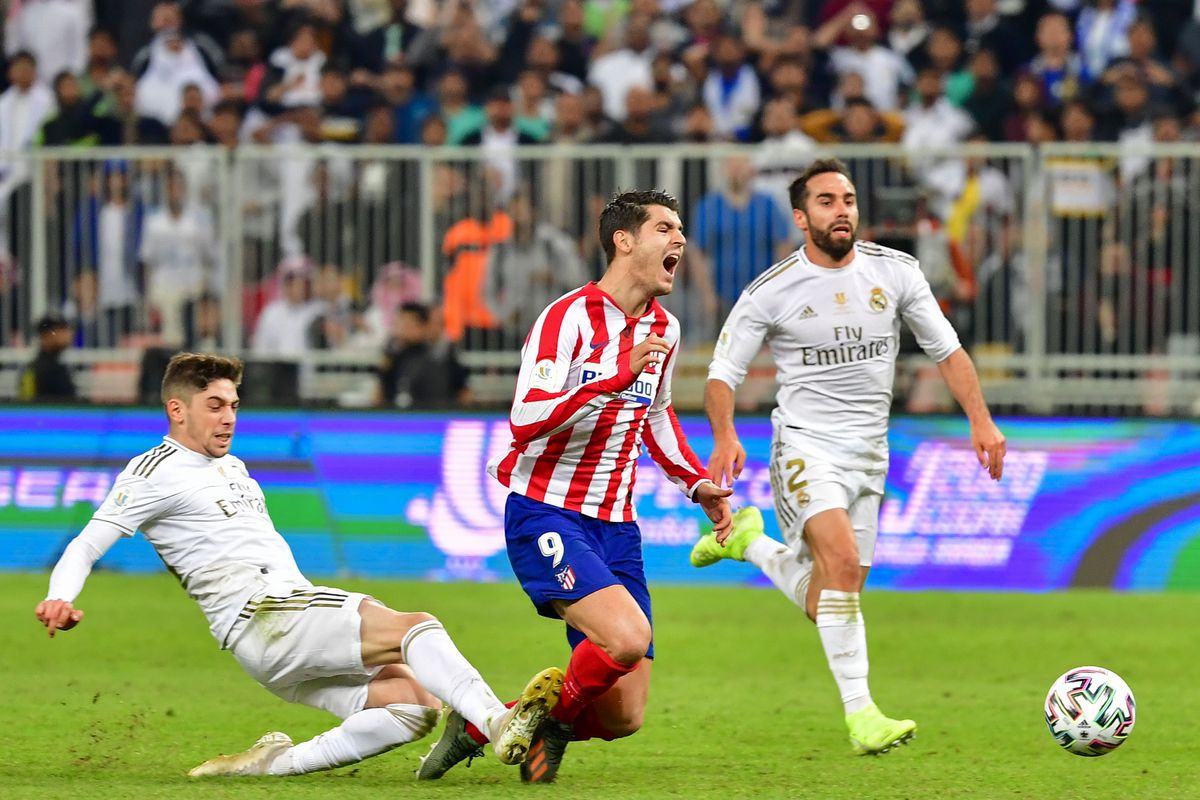 Q&A With The Enemy: Real Madrid vs Atletico Madrid - Managing Madrid