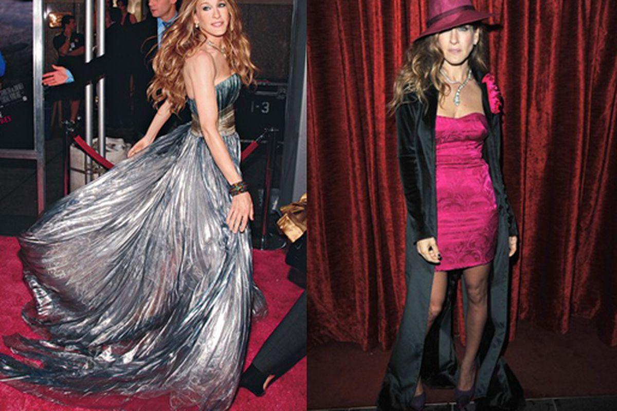 "Images via <a href=""http://www.wwd.com/markets-news/sarah-jessica-parkers-halston-deal-celebs-sweeping-fashion-world-2417781?module=today#"">WWD</a>"
