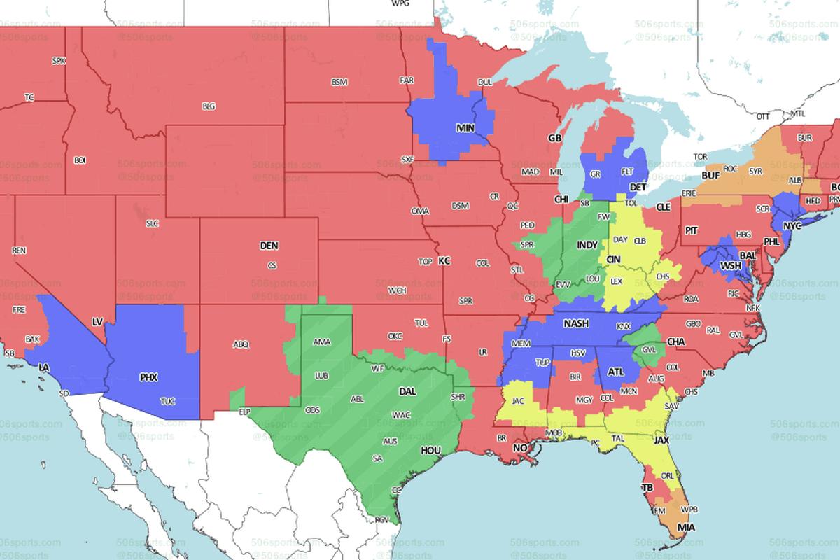Jacksonville Jaguars vs. Cincinnati Bengals: Week 7 TV ... on