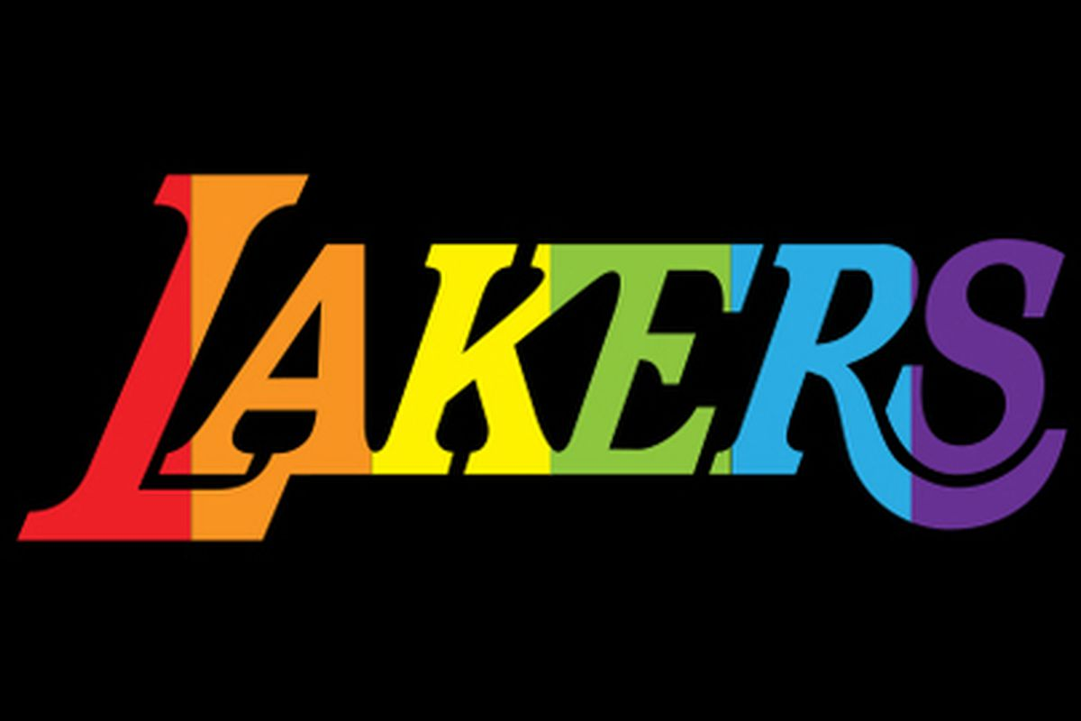 LA Lakers To Host Team's First Gay LGBT Pride Night