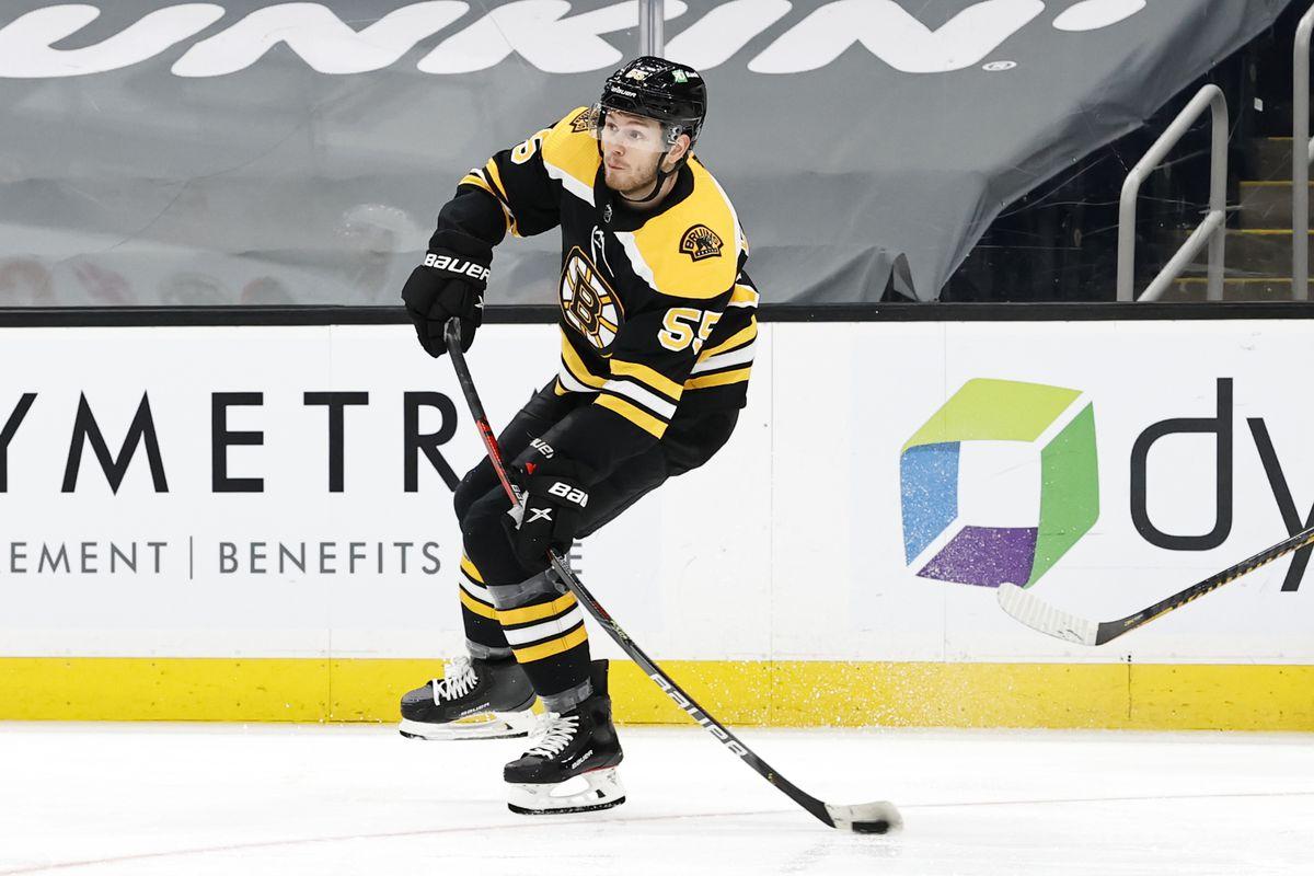 NHL: MAY 10 Islanders at Bruins