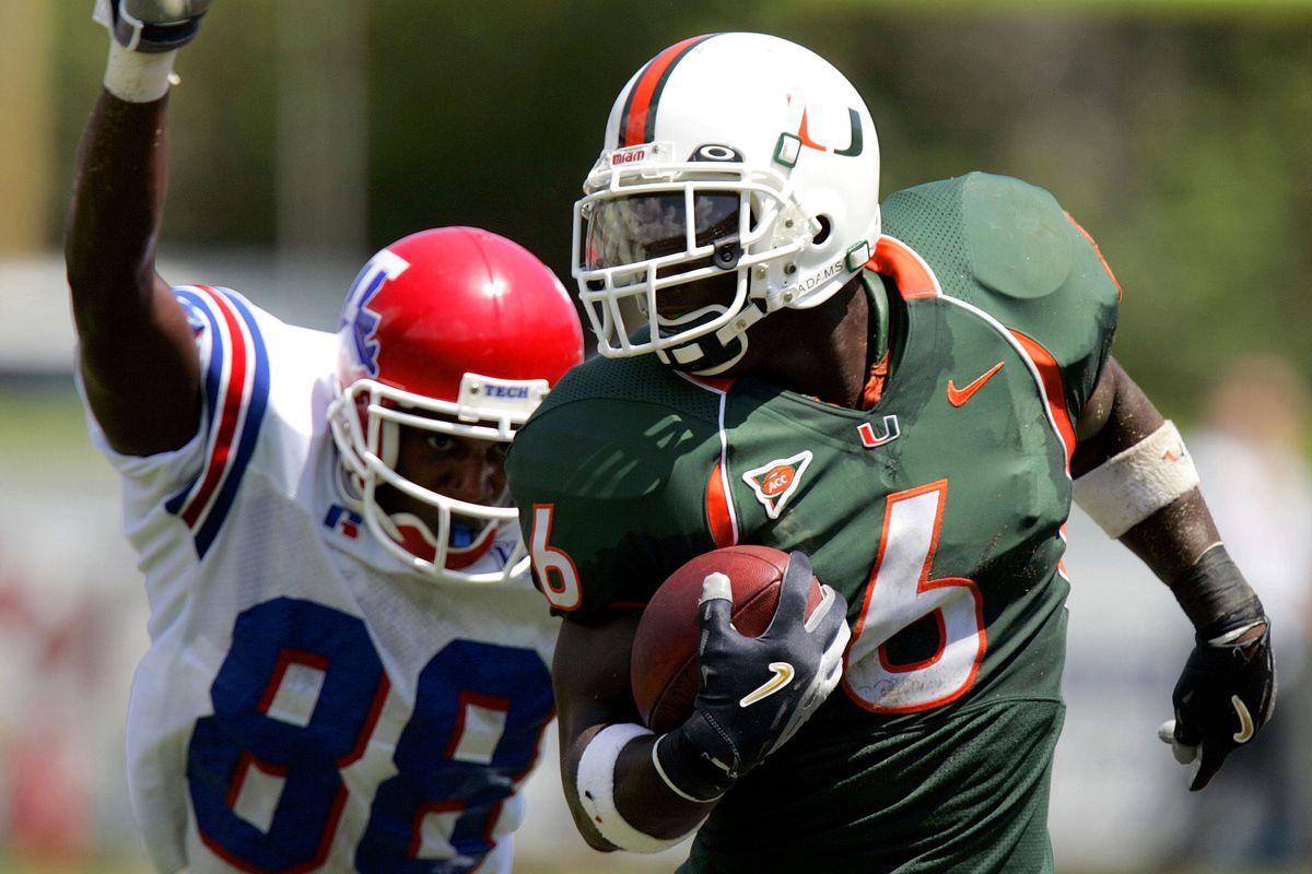 Louisiana Tech v Miami