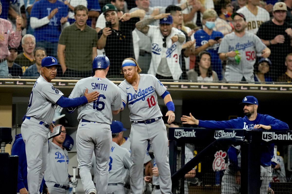 MLB: Los Angeles Dodgers at San Diego Padres