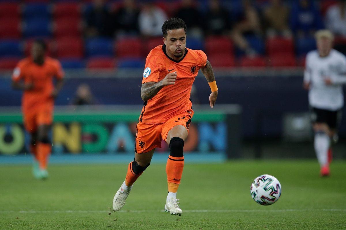 Holland v Germany -EURO U21