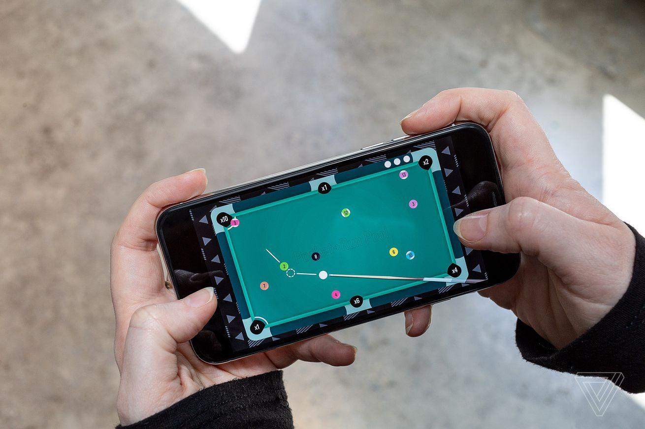 pool on your iphone is better when it s more like a video game