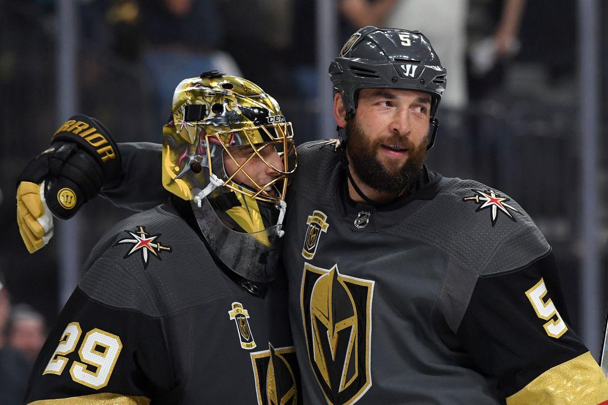 Winnipeg Jets v Vegas Golden Knights - Game Four