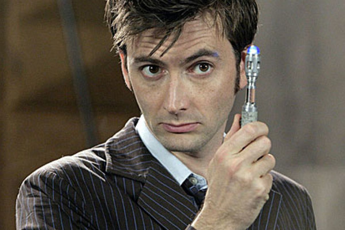 Deals Of America >> Neil Gaiman's Good Omens TV show just cast the perfect devil in David Tennant - The Verge