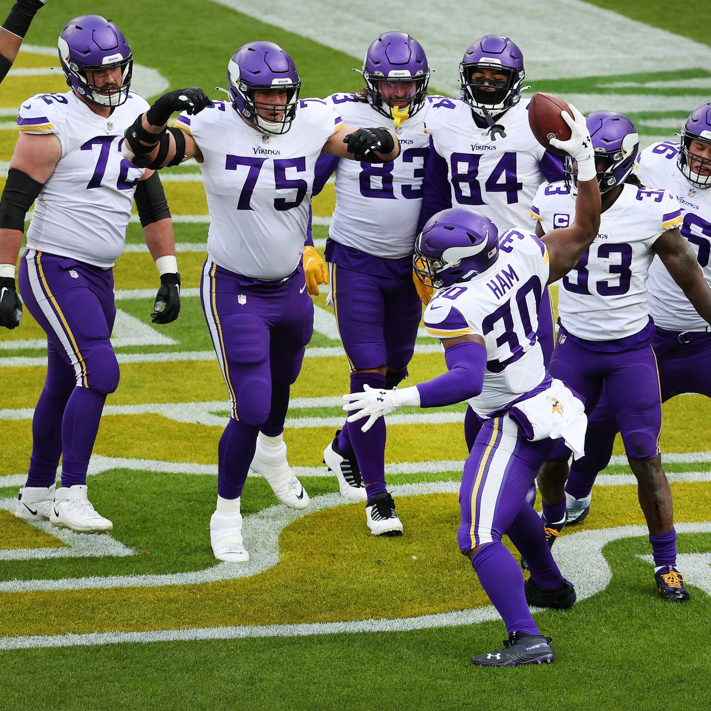 Minnesota Vikings 28 Green Bay Packers 22 Dalvin Cook Powers Vikings To Massive Upset Daily Norseman