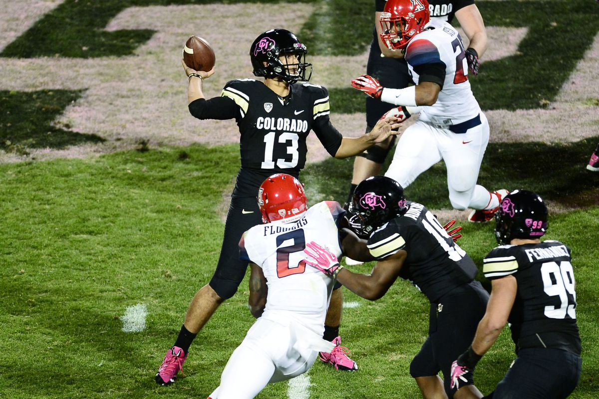 Sefo Liufau and the offense absolutely have to protect the ball on Saturday.