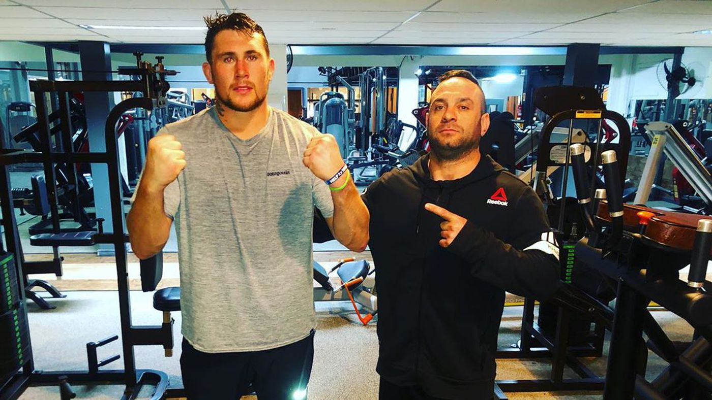 Pic: Darren Till is huge again, calls out (expletive) middleweights