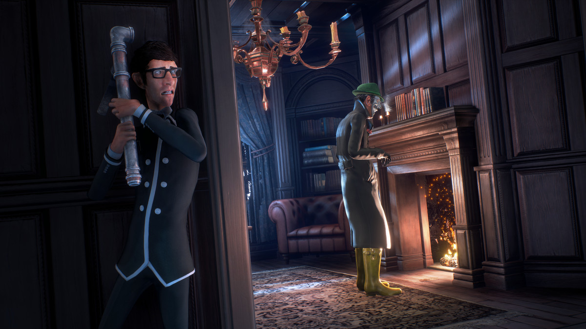 We Happy Few review: a creepy dystopia stuck to a bad game - The Verge