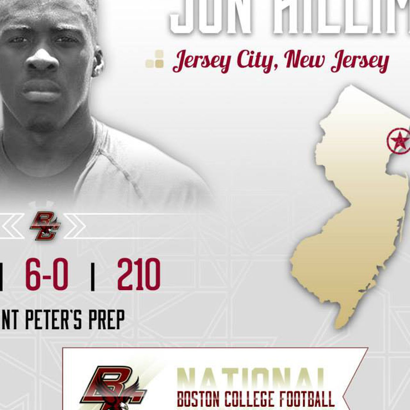 super popular 2b5db 27655 Boston College Football: Get To Know The Dudes - #32, RB ...