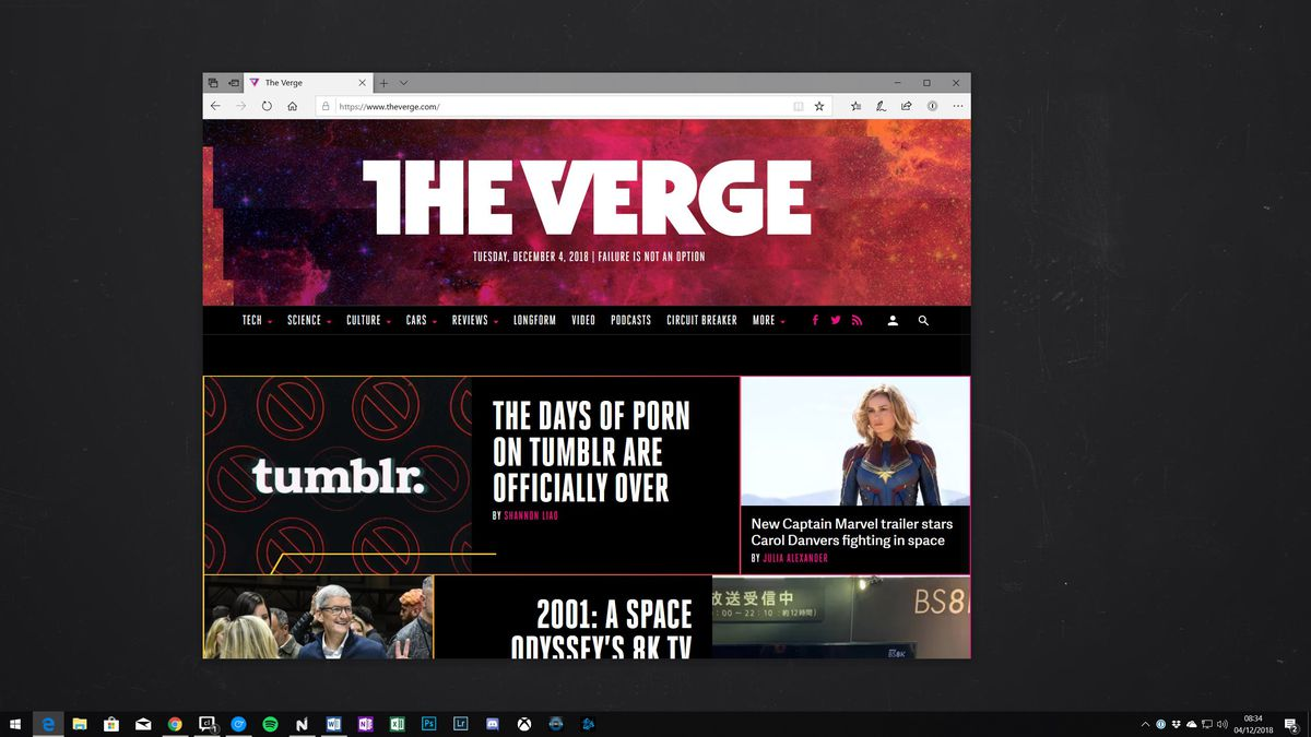 Microsoft is building its own Chrome browser to replace Edge