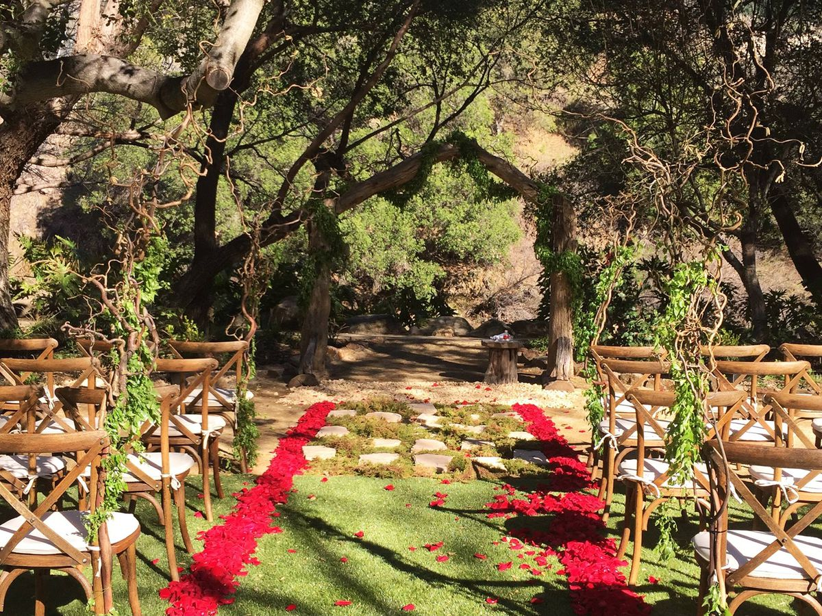 18 Visually Spectacular Los Angeles Wedding Venues