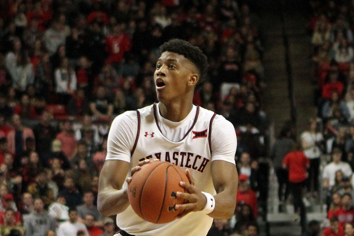 NCAA Basketball: Arkansas at Texas Tech