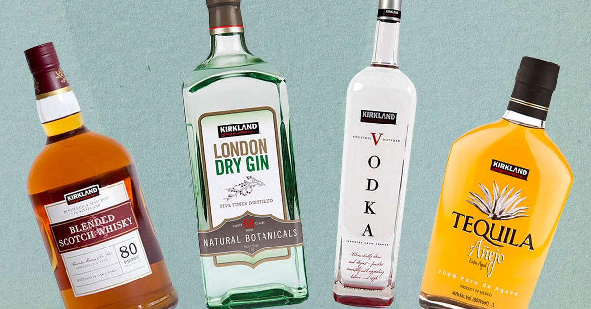 The Best Kirkland Brand Alcohol to Buy at Costco - Eater Charleston