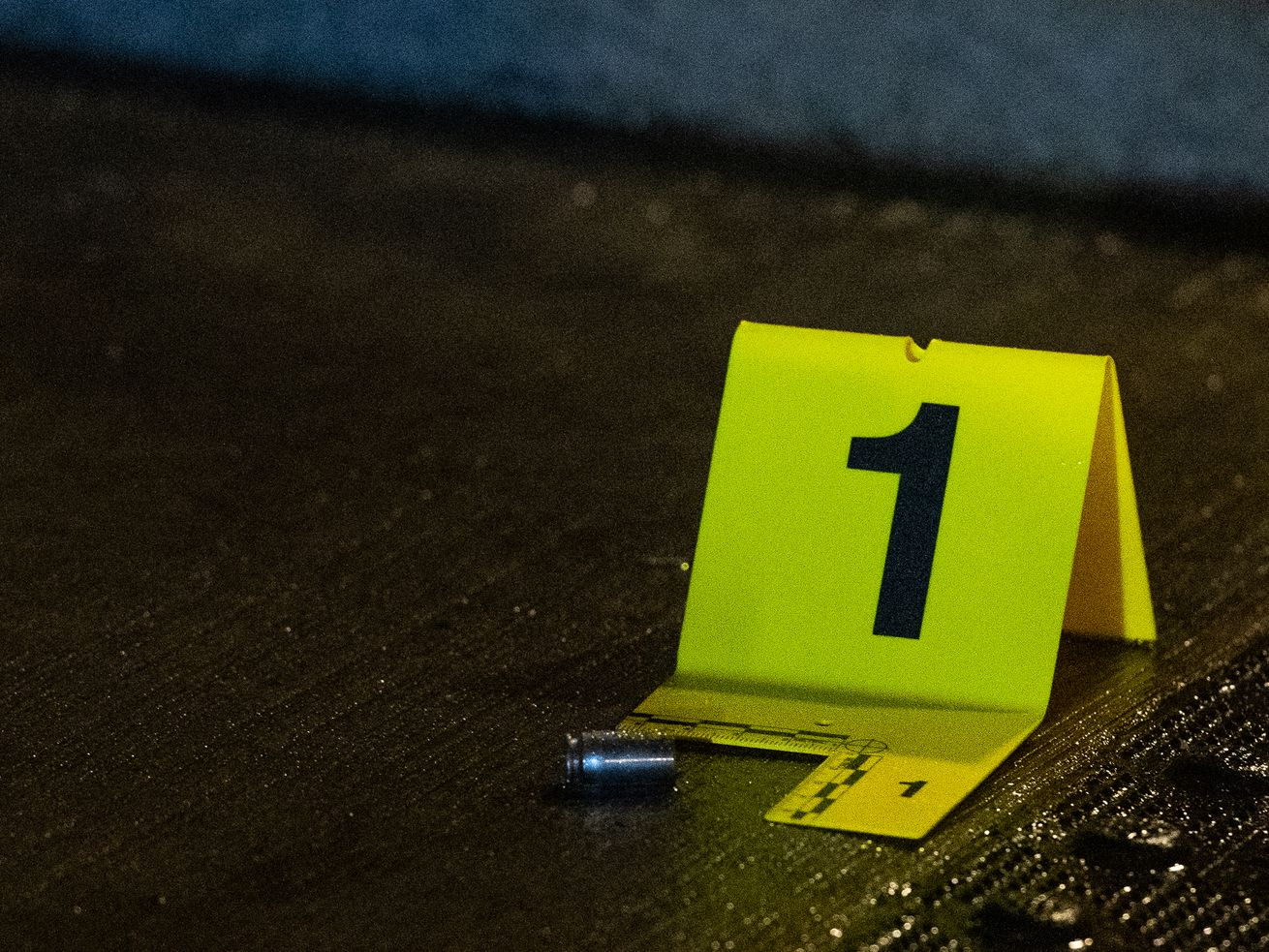 A woman was shot Oct. 13, 2019, in the 2900 block of west Lexington Street.