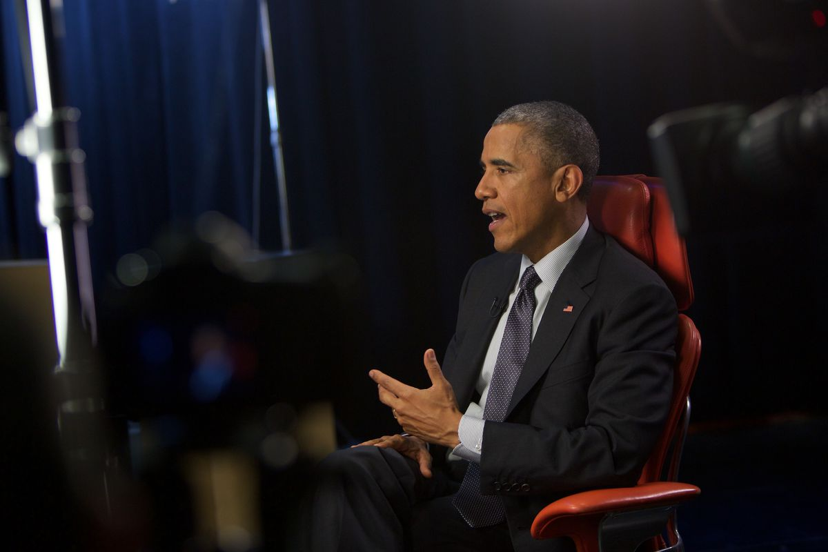 Obama: Everybody's Got to Learn How to Code