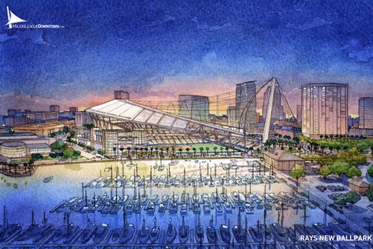 DRaysBay Stadium Proposal, Part 2: Design - DRaysBay
