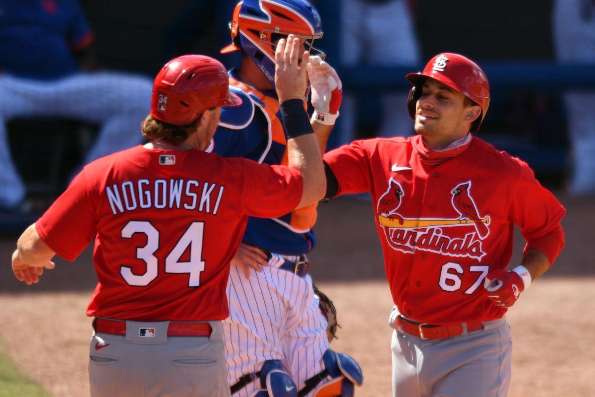 MLB: St. Louis Cardinals at New York Mets
