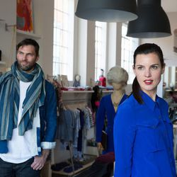 """<b>Lauren and Josh Podoll</b> are part of the fashion wave that's <a href=""""http://sf.racked.com/archives/2014/02/17/the-podolls-1.php"""">taking over Burlingame</a>. Yes, Burlingame. You can find their eco-friendly looks in San Francisco and the East Bay, bu"""