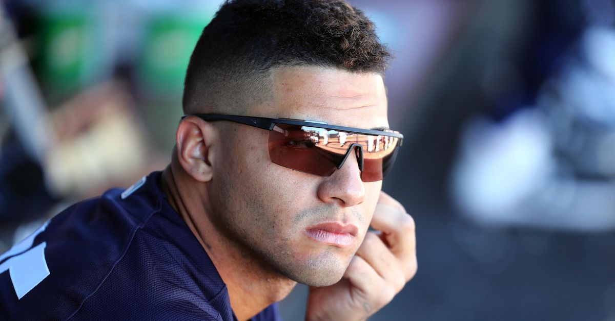Gleyber Torres out of lineup, Yankees up to seven COVID cases