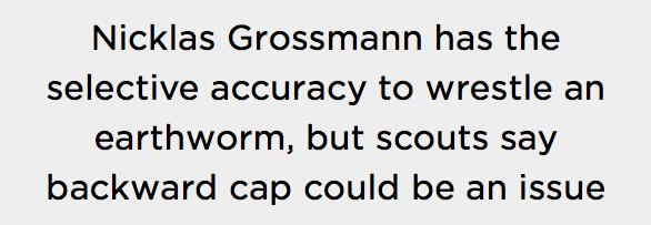grossmann draft