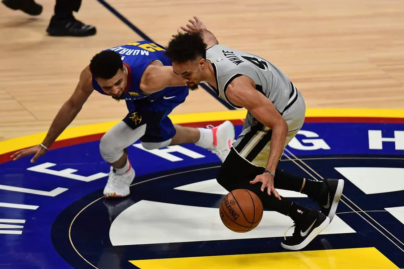Could Derrick White be the main factor for his team to win its series?