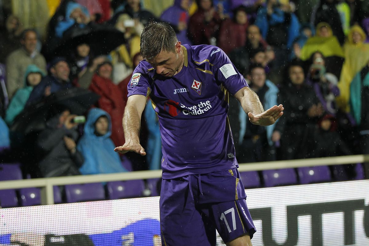 Joaquin was the hero against Milan last season, but will he play on Sunday?
