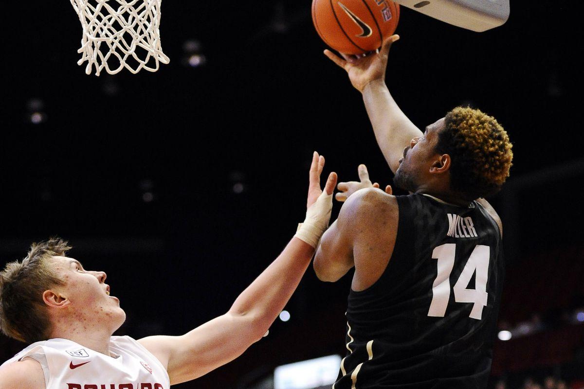 NCAA Basketball: Colorado at Washington State