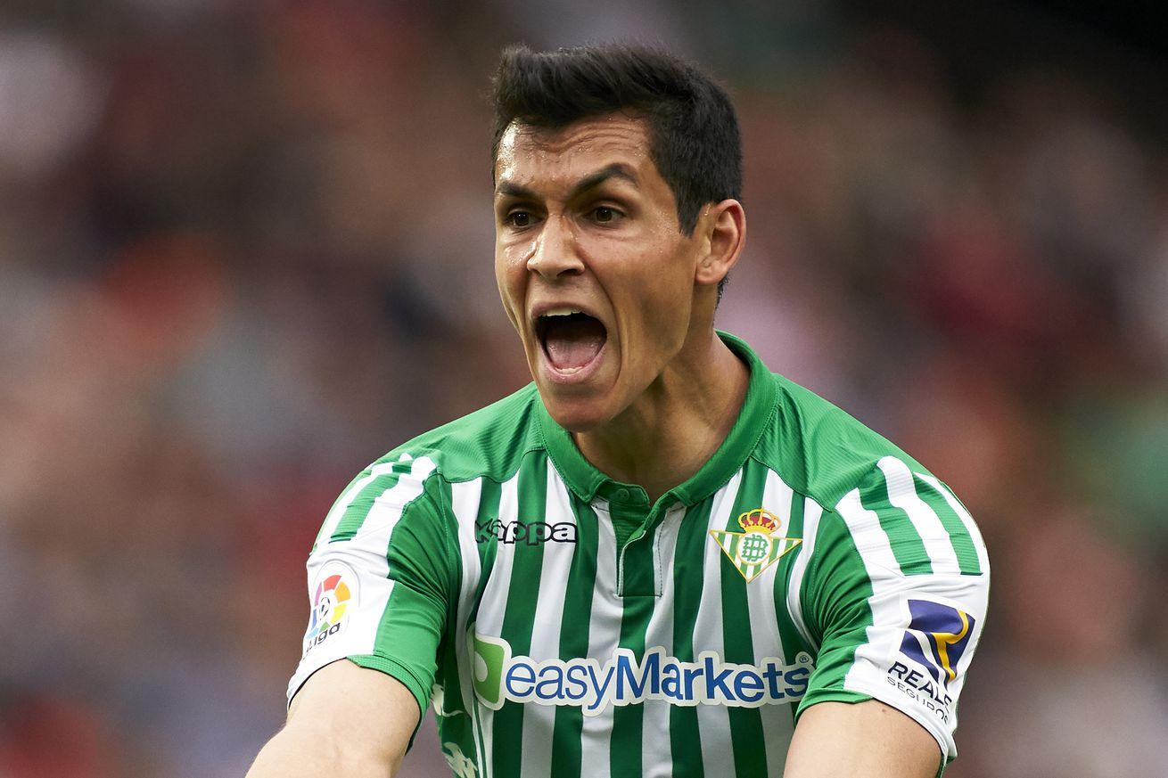 Valencia CF v Real Betis Balompie - La Liga