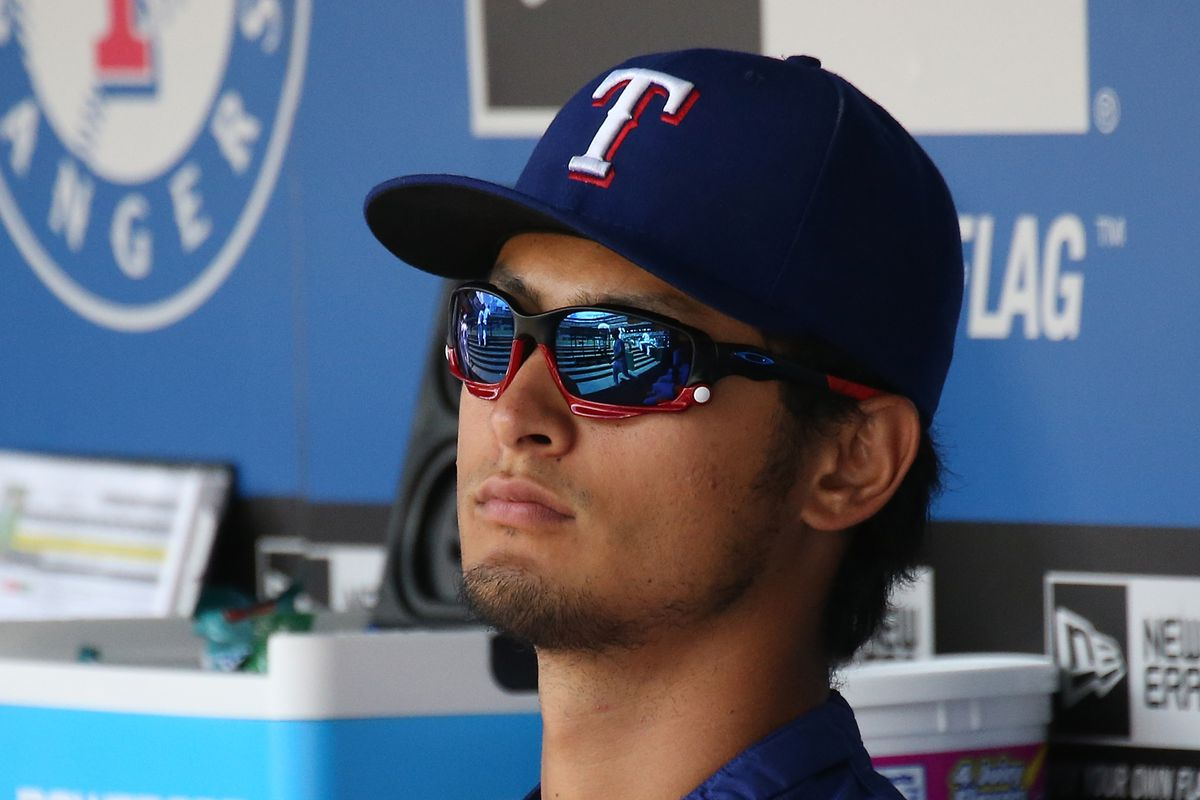 If only Yu could pitch every day