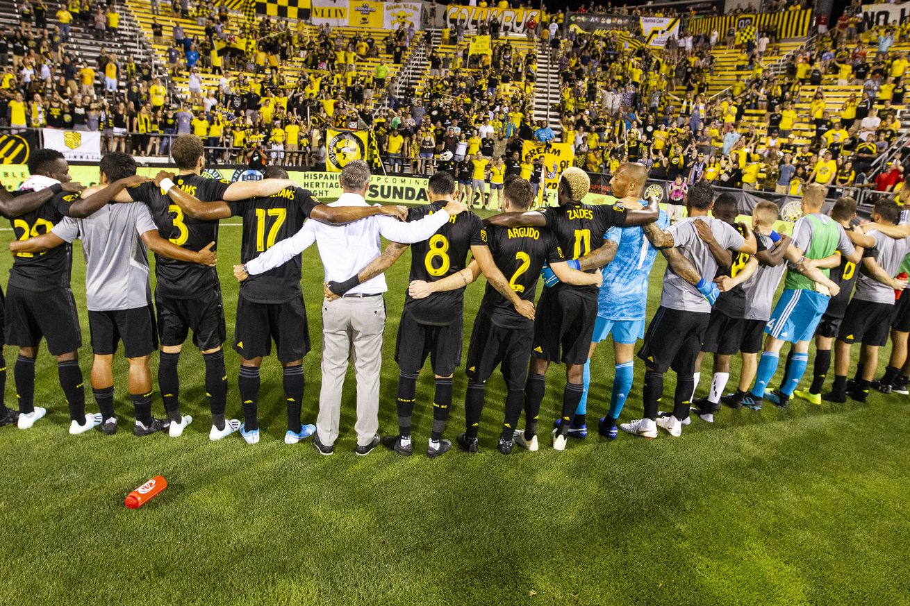 Game Grades: Crew vs. Toronto FC