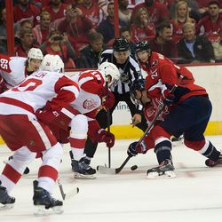 Andersson and Brouwer Faceoff