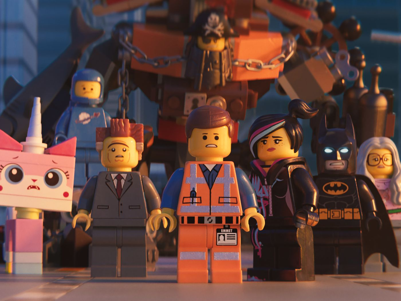 The Lego Movie 2 Review It S Perfectly Fine And Not Much More Vox